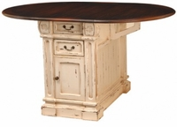 Roosevelt Breakfast Drop Leaf Table