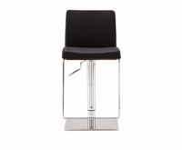 High Back Modern Bar Stool