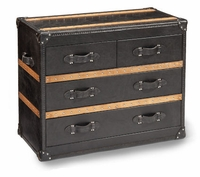 Old Glove Chest of Drawers