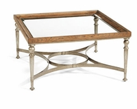 Elegance Square Cocktail Table
