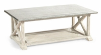 Farmstead Rectangular Cocktail Table