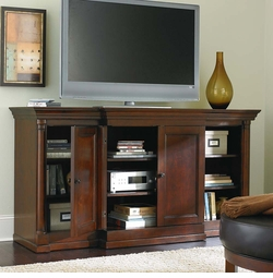 Louis-Philippe Tall Media Cabinet