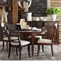Highlands Round Dining Table