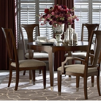 Cosmopolitan Round Dining Table