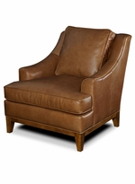 American Naturals Leather Chair
