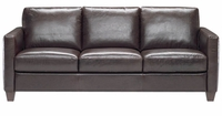 B591 Natuzzi Edition Leather Sofa