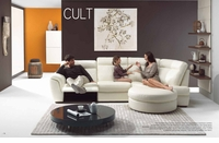 Natuzzi Italia Cult Sectional Sofa