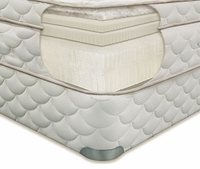 EcoRevive Organic Latex Mattress by Natura
