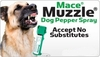 Mace Dog Repellent Spray Muzzle