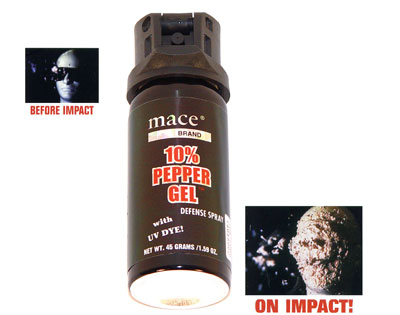 Mace Pepper Spray Gel Large
