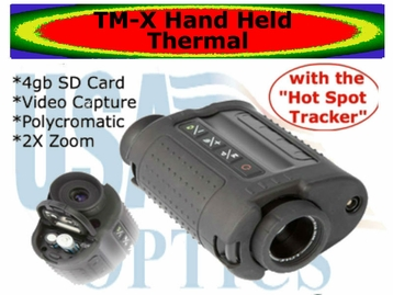 TM-X  Hand Held Thermal