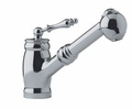FHPS180 Franke Pull-Out Faucet - 1 Hole - Satin Nickel