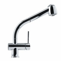 FFPS700 Franke Pull-Out Faucet - 1 Hole - Polished Chrome