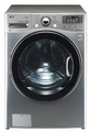 WM3470HVA LG 4.0 Cu. Ft. Large Capacity Front Load Washer with Dual LED Display - Graphite