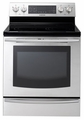 NE597R0ABSR Samsung New 5.9 cu. ft. Large Capacity Electric Range - Stainless Steel
