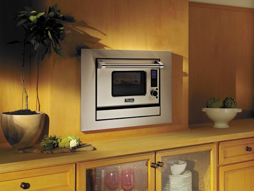 VCSO210SS Viking Professional Series Combi-Steam/Convect Oven - Stainless Steel