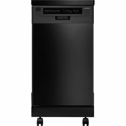 "FFPD1821MB Frigidaire  18"" Portable Dishwasher - Black"