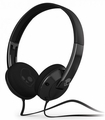 S5URDY003 Skullcandy Uprock On-Ear Headphones with Built-in Microphone - Black