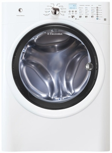 EIFLW50LIW Electrolux 4.2 Cu. Ft. Front Load Washer with IQ-Touch Controls - Island White