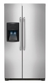 FFHS2313LS Frigidaire 22.6 Cu. Ft. Side-by-Side Refrigerator - Stainless Steel