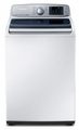 WA50F9A6DSW Samsung 5.0 cu. ft. Capacity Top Load Washer - Neat White