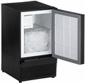 BI98B U-Line 1000 Series Undercounter Built-In Ice Maker - Black