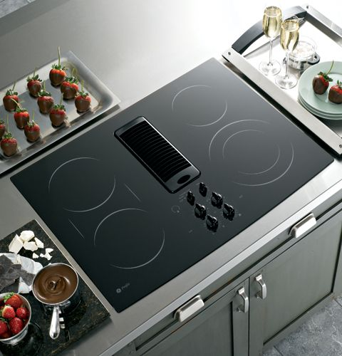 Reviews For PP989DNBB GE Profile 30 Downdraft Electric