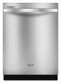 WDT710PAYM Whirlpool Gold Series Dishwasher with Sensor Cycle - Monochromatic Stainless Steel