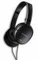 MDR-NC8/BLK Sony Noise Cancelling Headphones with Dual Folding Design