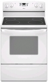 "AER5830VAW Amana 4.8 Cu. Ft. Electric 30"" Self-Cleaning Range - White"