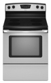 "AER5823XAS Amana 4.8 Cu. Ft. 30"" Electric Range - Stainless Steel"
