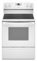 "AER5823XAW Amana 4.8 Cu. Ft. 30"" Electric Range - White"