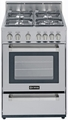 "VEFSGG244SS Verona 24"" All Gas Range - Stainless Steel"