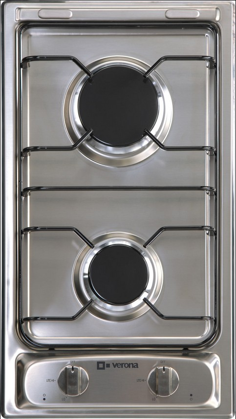 four types of electric cooktops