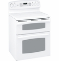 GE Electric Free-Standing Ranges - WHITE
