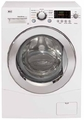 WM3455HW LG Front Load Compact Washer/Dryer Combo - White
