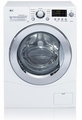 WM1355HW - LG Compact Capacity Front Load Washer with LED Display - White