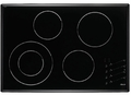 "ETT3041B Dacor Renaissance 30"" Electric Touch Top 4 Element Cooktop - Black"