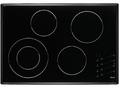 "ETT3041BG Dacor Renaissance 30"" Electric Touch Top 4 Element Cooktop - Black Graphite"
