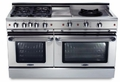 Capital Natural Gas Ranges 60 INCHES