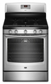 Maytag Gas Ranges STAINLESS STEEL