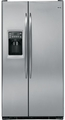 GE Side-By-Side Free Standing Refrigerators