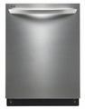 LDF7561ST LG Fully Integrated Dishwasher with Height-Adjustable 3rd Rack - Stainless Steel