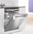 Miele Dishwashers - CLEAN TOUCH STEEL/STAINLESS STEEL