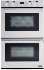 """WODU-30 DCS 30"""" Double Wall Oven with Convection - Stainless Steel"""