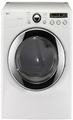 DLE2350W LG Ultra-Large Capacity Electric Dryer - White