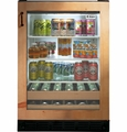 ZDBI240WII GE Monogram Undercounter Beverage Center - Custom Panel