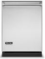 "VDB451SS Viking 24"" Professional Dishwasher - Stainless Steel"