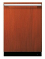"FDB451 Viking 24"" Professional Series Dishwasher - Custom Panel"