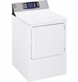 DNCD450EGWC GE 7.0 Cu. Ft. Super Capacity Electric Commercial Dryer-White